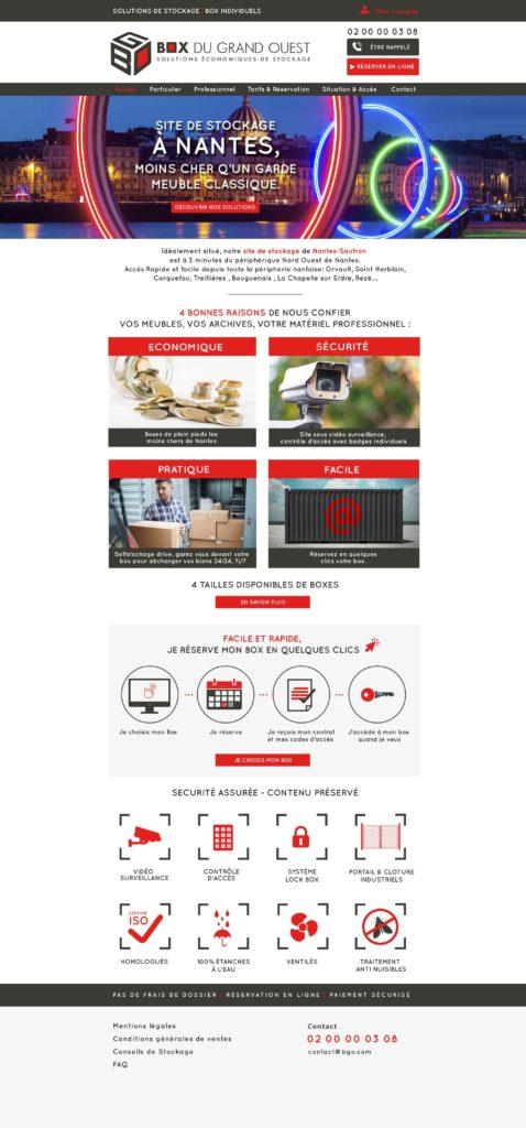 site internet graphisme